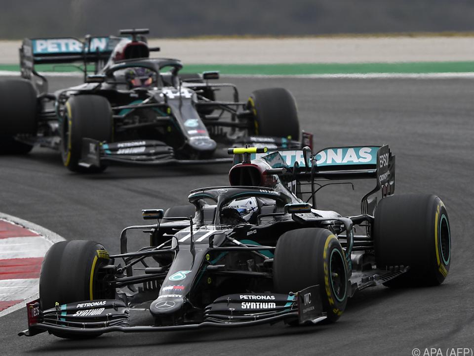Der Konstrukteurs-Titel ist Mercedes kaum noch zu nehmen