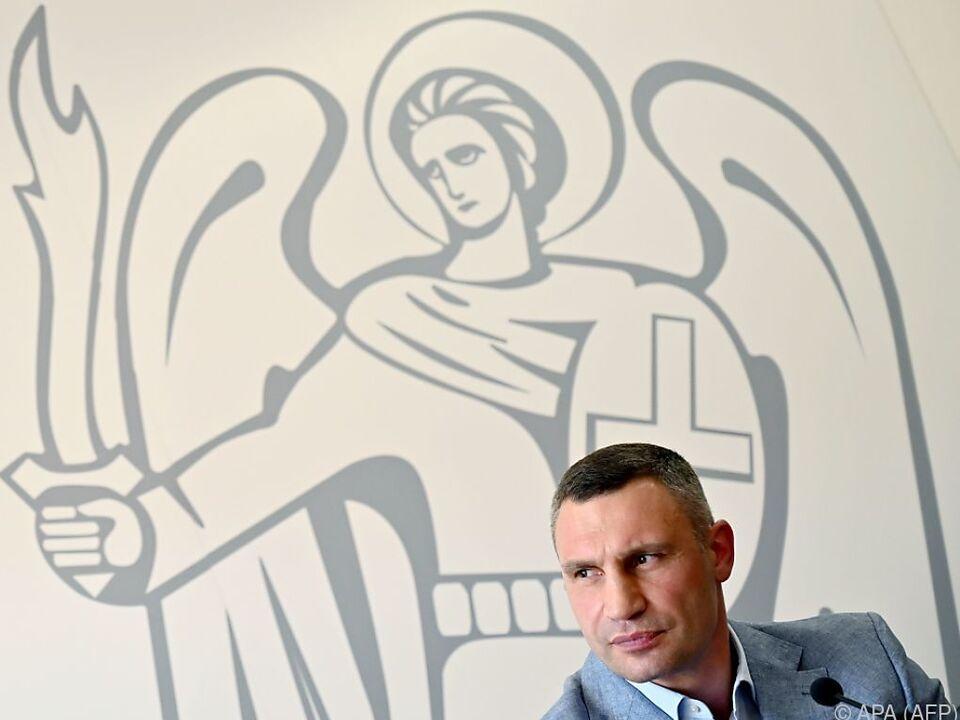 Kiew - Bürgermeister Klitschko muss wohl in Stichwahl