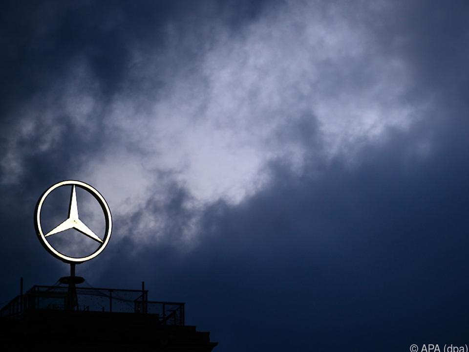 Der Personalabbau bei Daimler schreitet voran