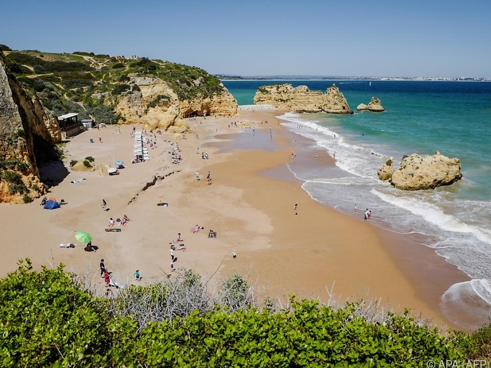 Der Tourismus an der Algarve ist eingebrochen