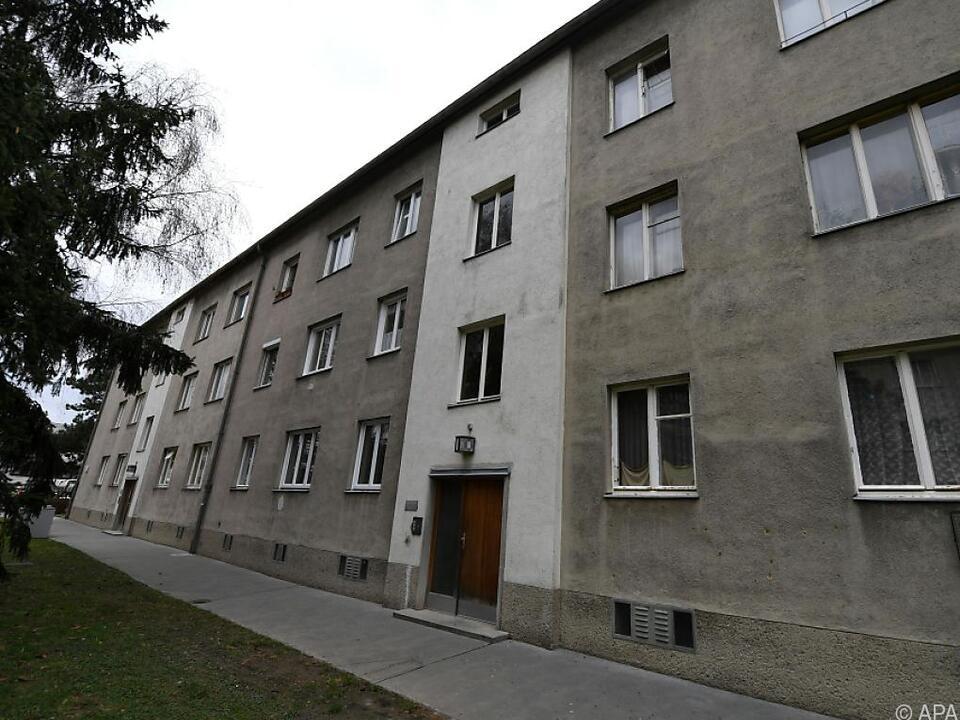 Der Vorfall ereignete sich am 27. Februar in Wien-Floridsdorf