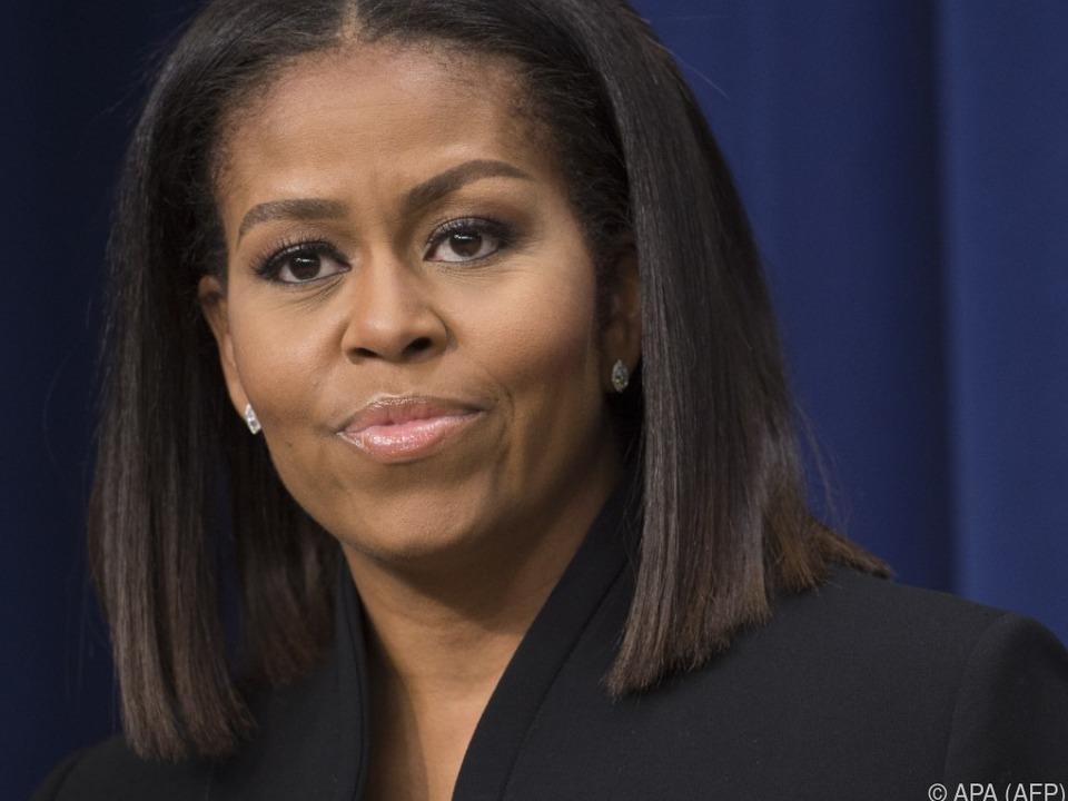 Deutliche Worte der früheren First Lady
