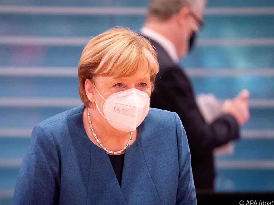 Deutschland will die Pandemie ab 2. November verschärft ankämpfen