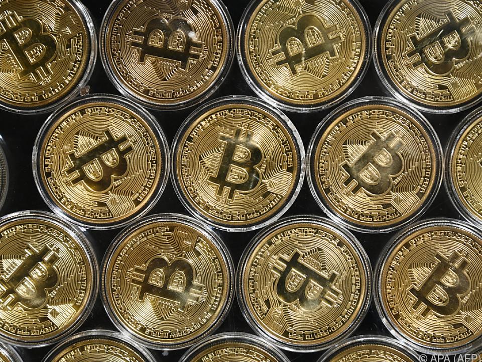 Die Digitalwährung Bitcoin boomt mal wieder