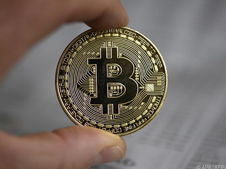 Die Digitalwährung legte im Oktober 30 Prozent zu
