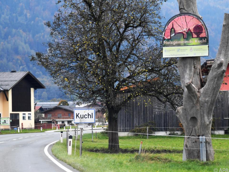Die Gemeinde Kuchl wird unter Quarantäne gestellt