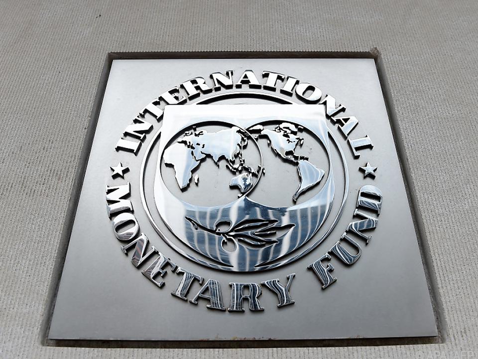 Die Rückkehr zum Vorkrisenniveau ist laut IWF in der Ferne
