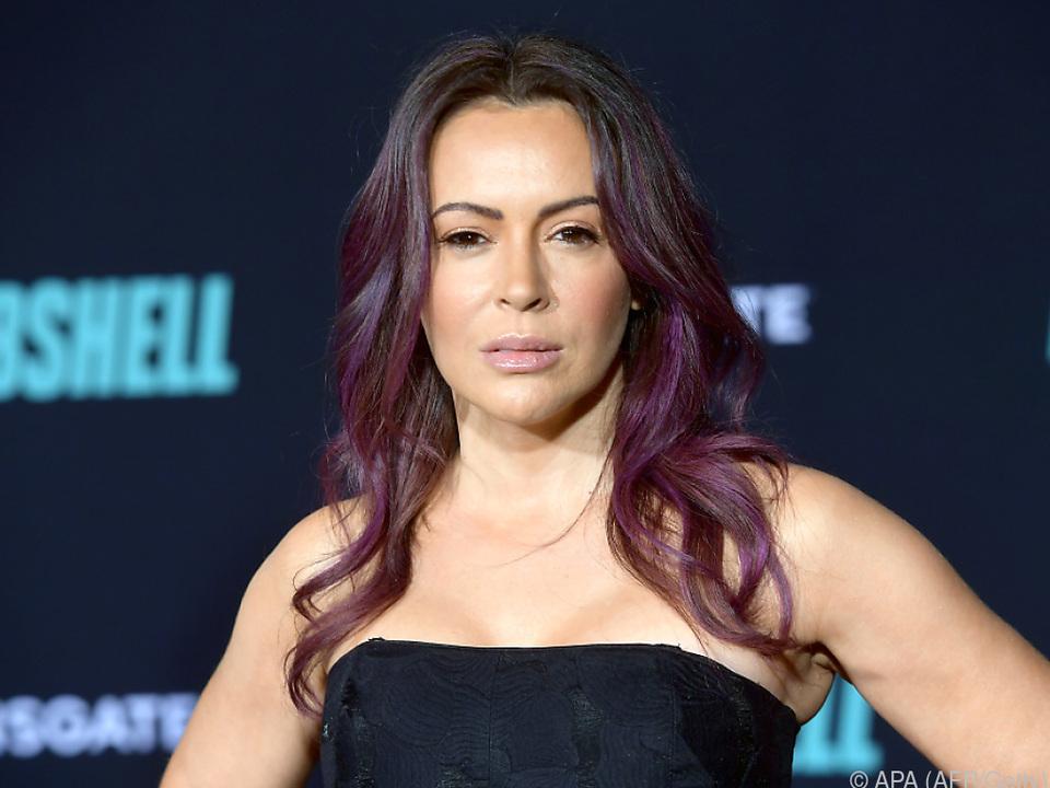 Die Schauspielerin leidet bis heute unter starkem Haarausfall