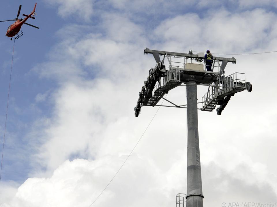 seilbahn sym ski Doppelmayr ist weltweit tätig