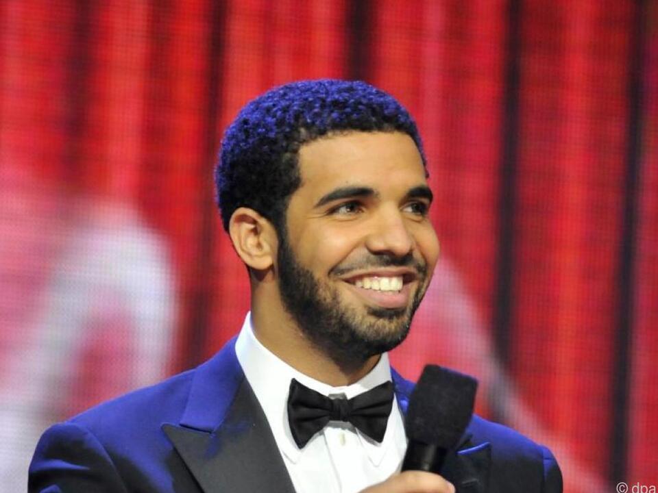 Drake ist drauf und dran, sämtliche Rekorde zu brechen