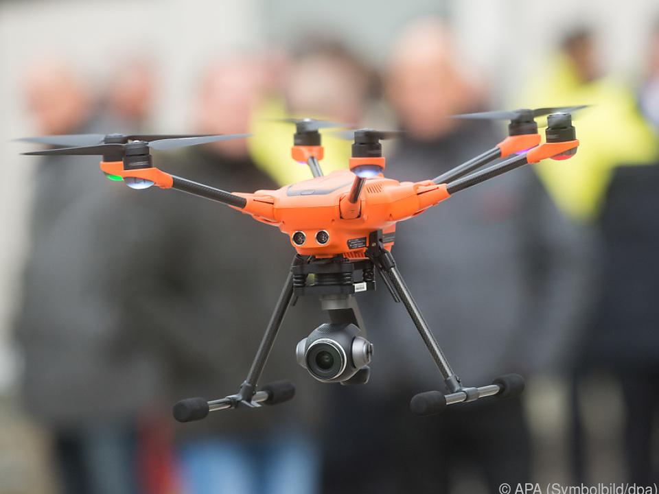 Drohnen sollen im großen Stil eingesetzt werden