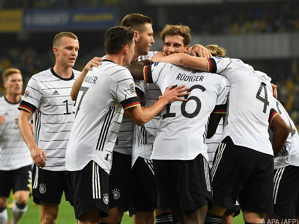 Endlich wieder Grund zum Jubeln für Deutschland