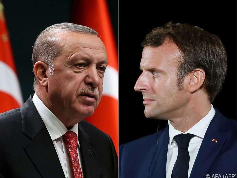 Erdogan und Macron werden wohl keine Freunde mehr