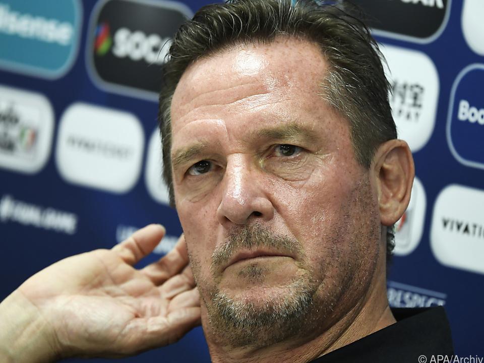 Erfolgreiches Comeback von Gregoritsch auf Trainerbank