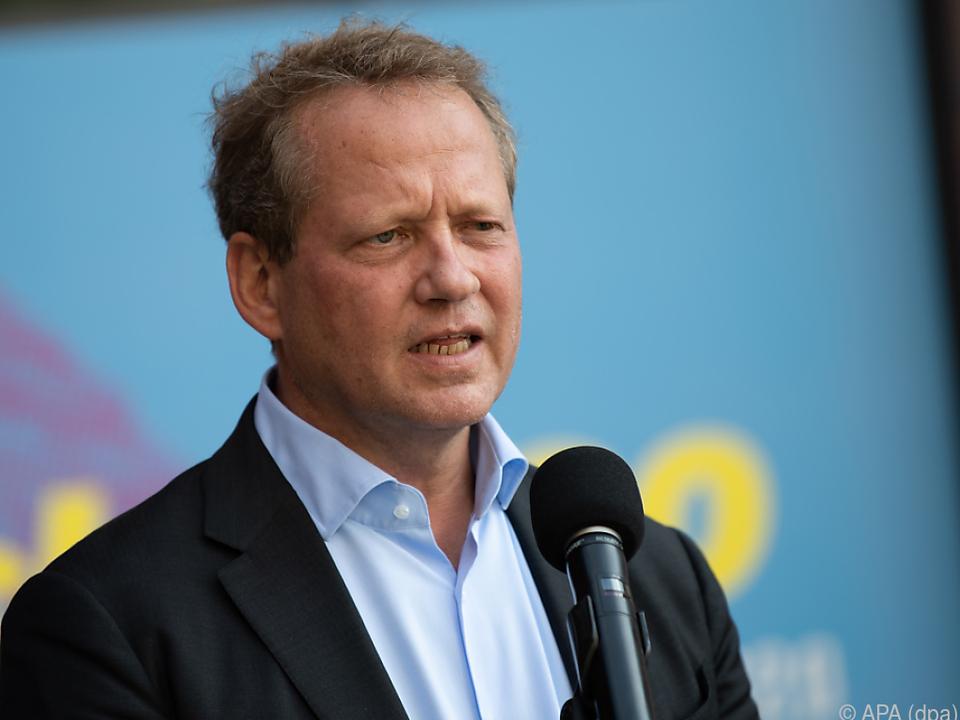 Eric Schweitzer, Präsident des Deutschen Industrie- und Handelskammertages