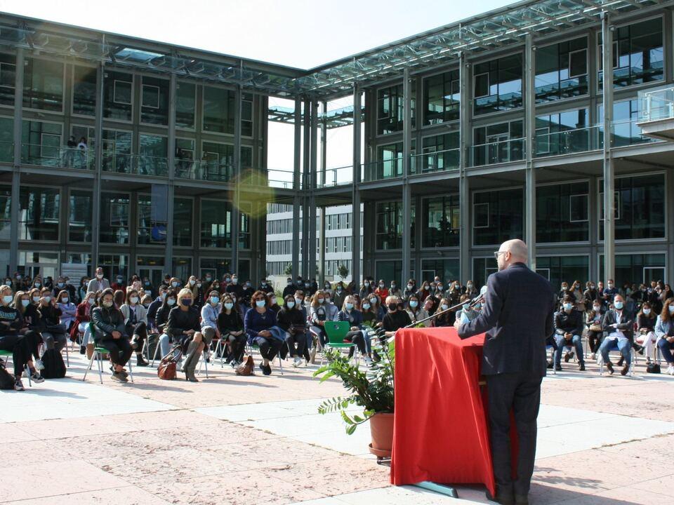 Eröffnung 2020 Claudiana