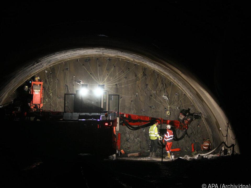 BBT Streit Brennerbasistunnel Es gibt Auffassungsunterschiede bezüglich der Leistungserbringung
