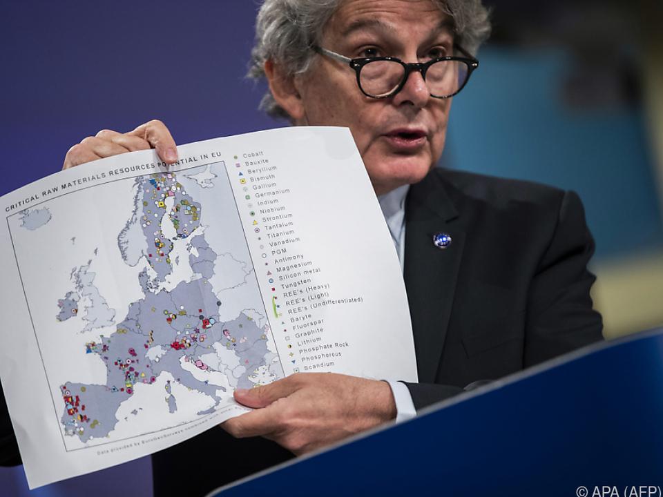 EU-Industriekommissar Breton sieht EU für einen Nicht-Deal gerüstet