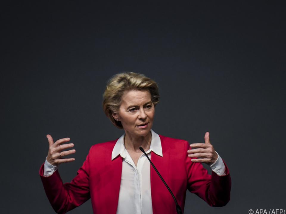 EU-Kommissionspräsidentin kündigte rechtliche Schritte an