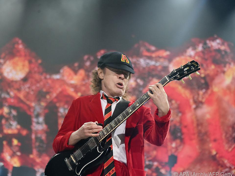 Fans können sich auf Comeback von AC/DC freuen