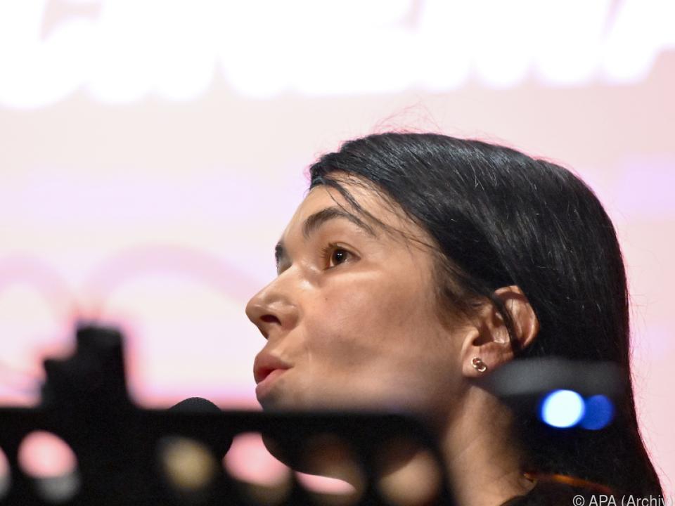 Festivalchefin Eva Sangiorgi enthüllte das Programm