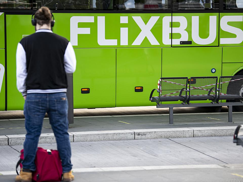 Flixbus will zu Weihnachten wieder fahren