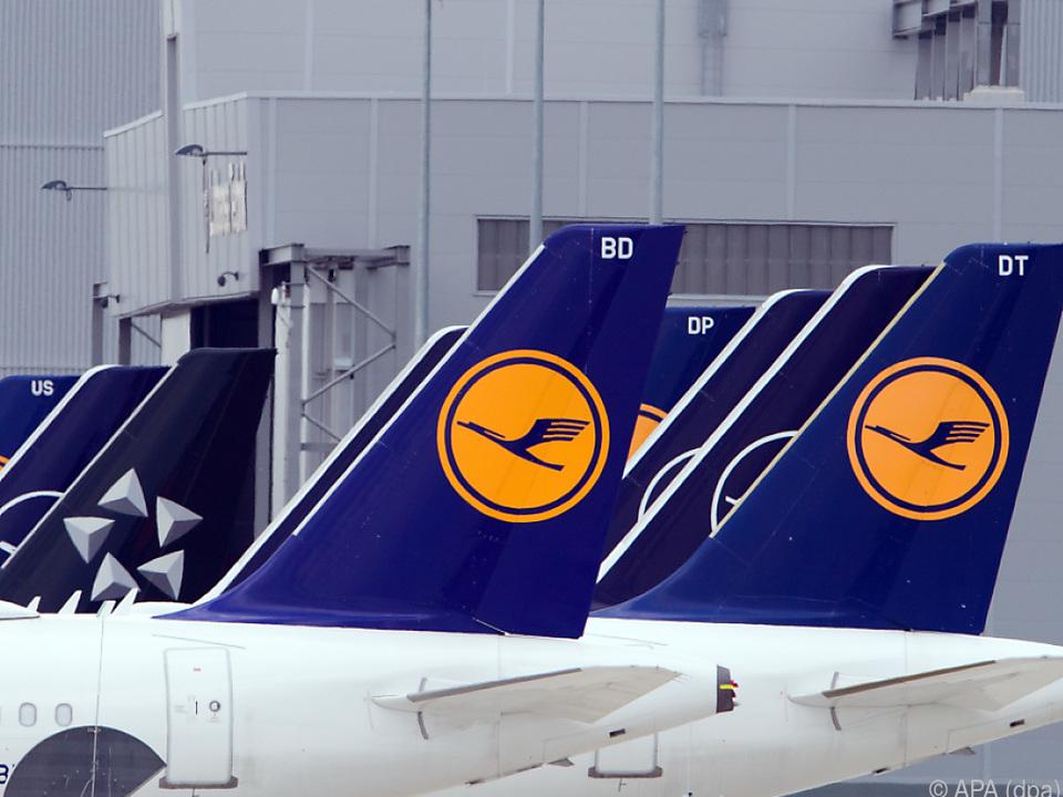 Flugzeuge bleiben am Boden, Verwaltung wird zurückgeschraubt