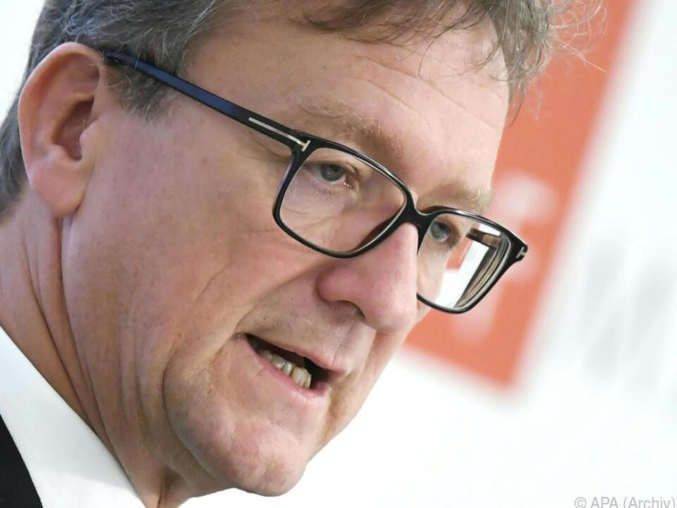 FMA-Vorstand Helmut Ettl