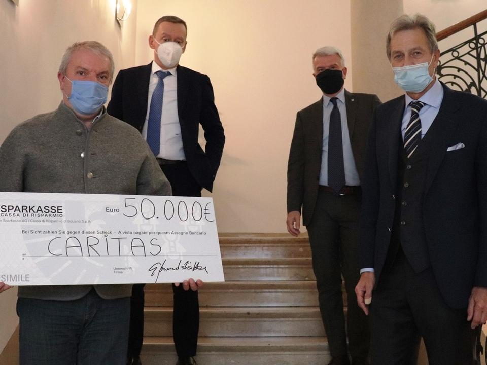 Foto Sparkasse Caritas