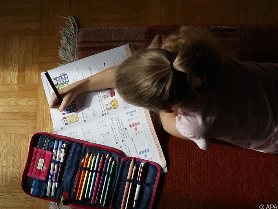 Für die Schüler heißt es jetzt wieder Distance Learning