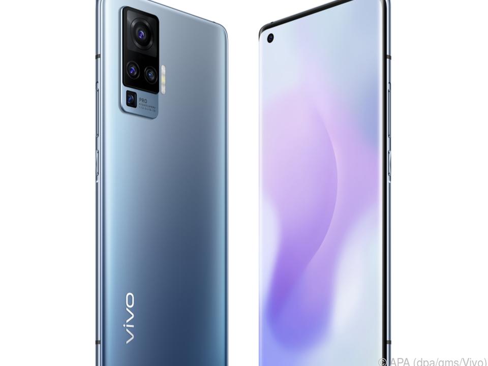 Vivo empfiehlt für das X51 5G einen Verkaufspreis von knapp 800 Euro