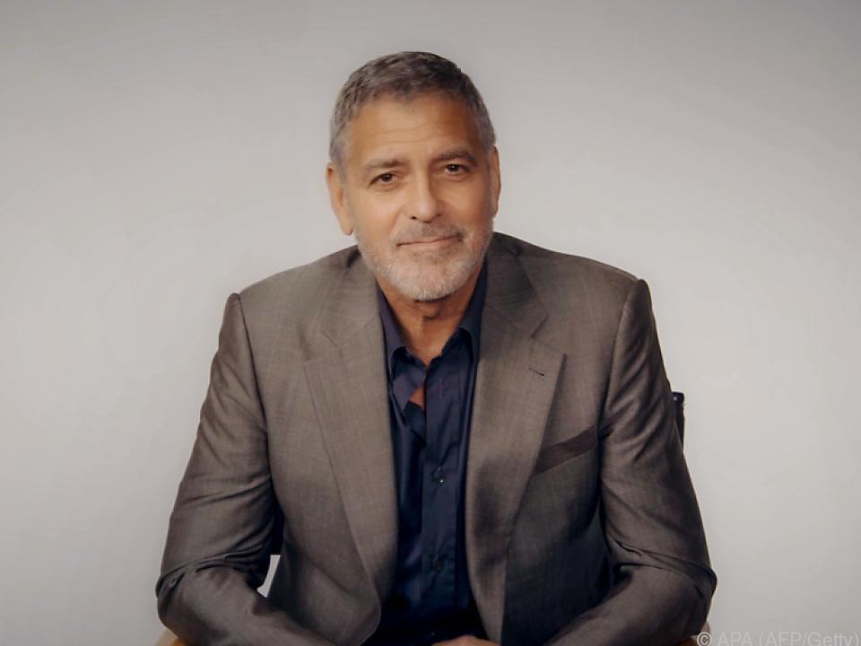 George Clooney (59) wird auch Regie führen