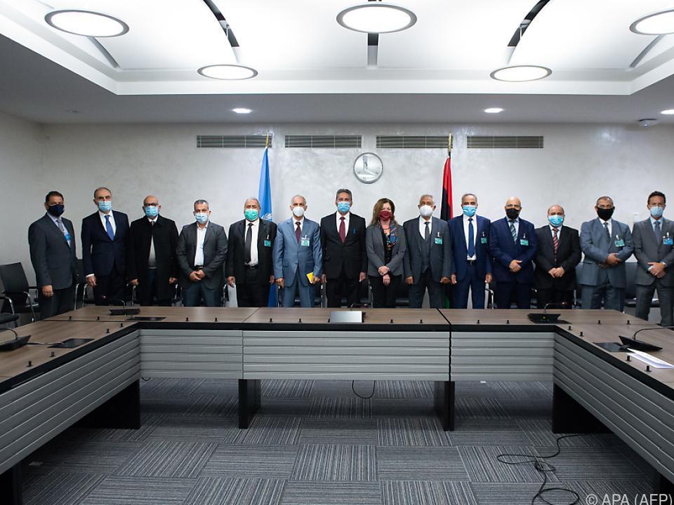 Gespräche in Genf über Zukunft Libyens