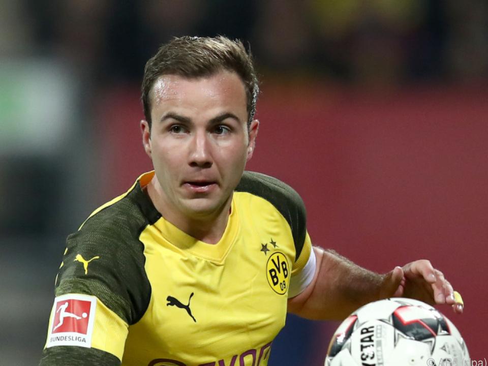 Götze wird neuer Schützling von Ex-Salzburg-Trainer Roger Schmidt