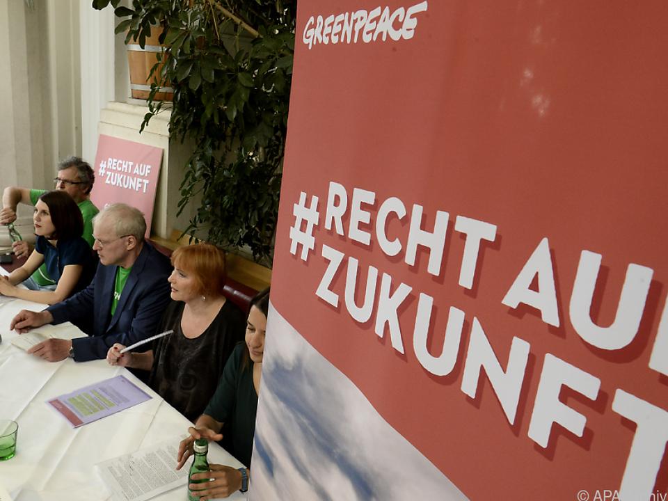 Greenpeace blitzte mit der Klage beim VfGH ab