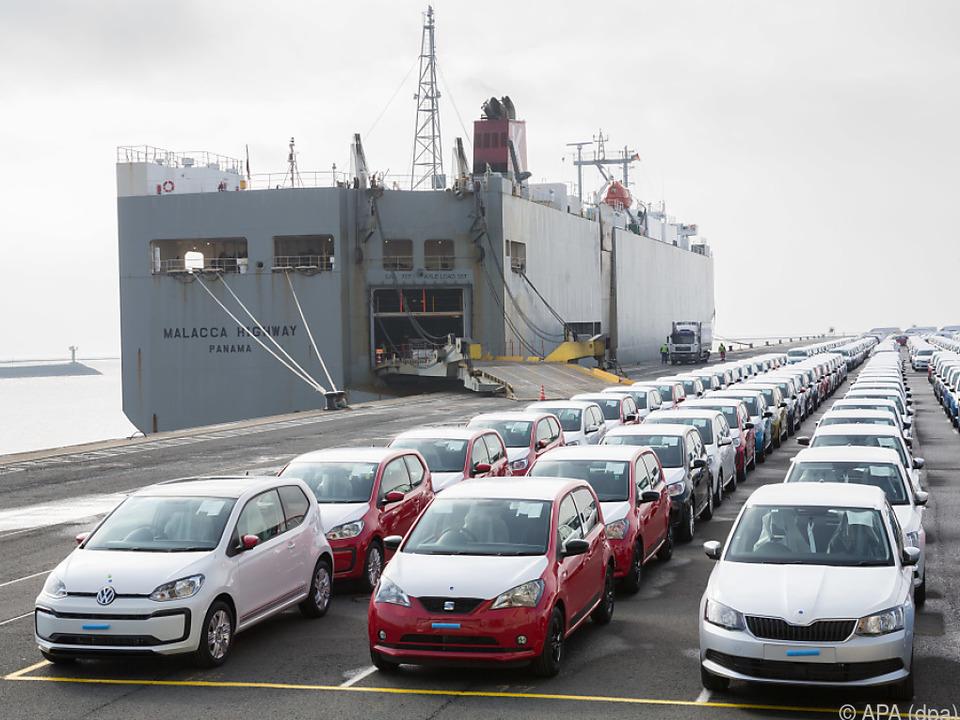 Großbritannien für deutsche Autobauer bedeutender Absatzmarkt