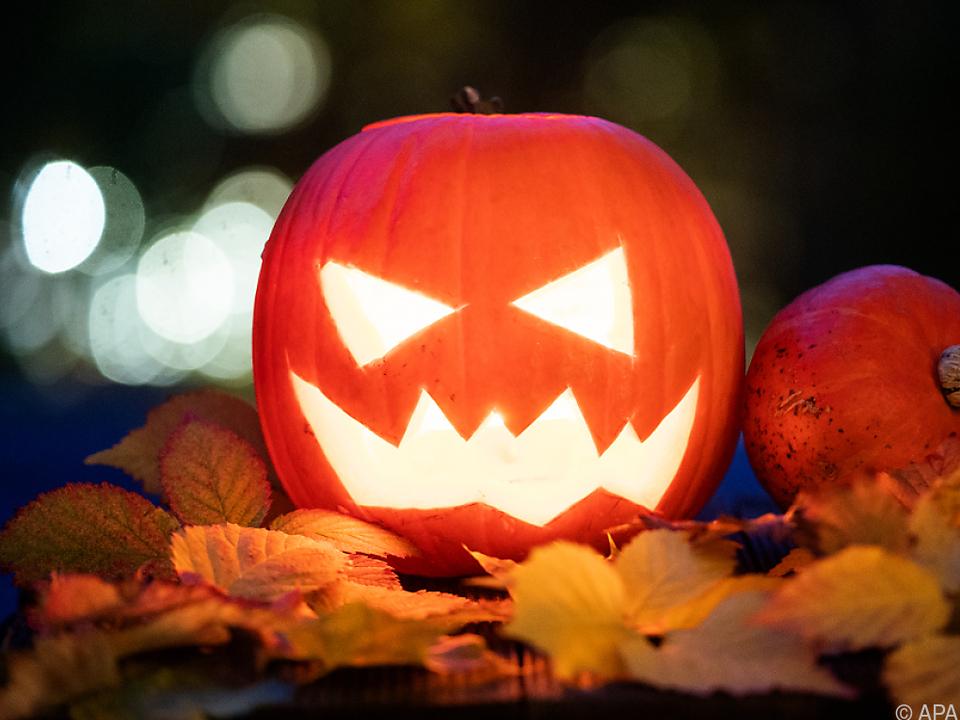 Große Halloween-Partys soll es heuer nicht geben