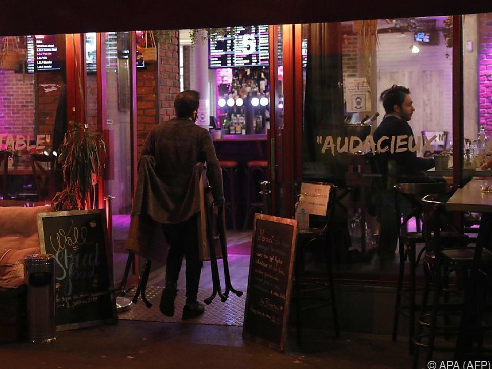 Gut möglich, dass Cafés geschlossen bleiben müssen