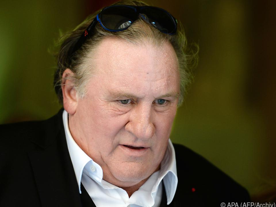 Hat sich Gerard Depardieu zu früh gefreut?