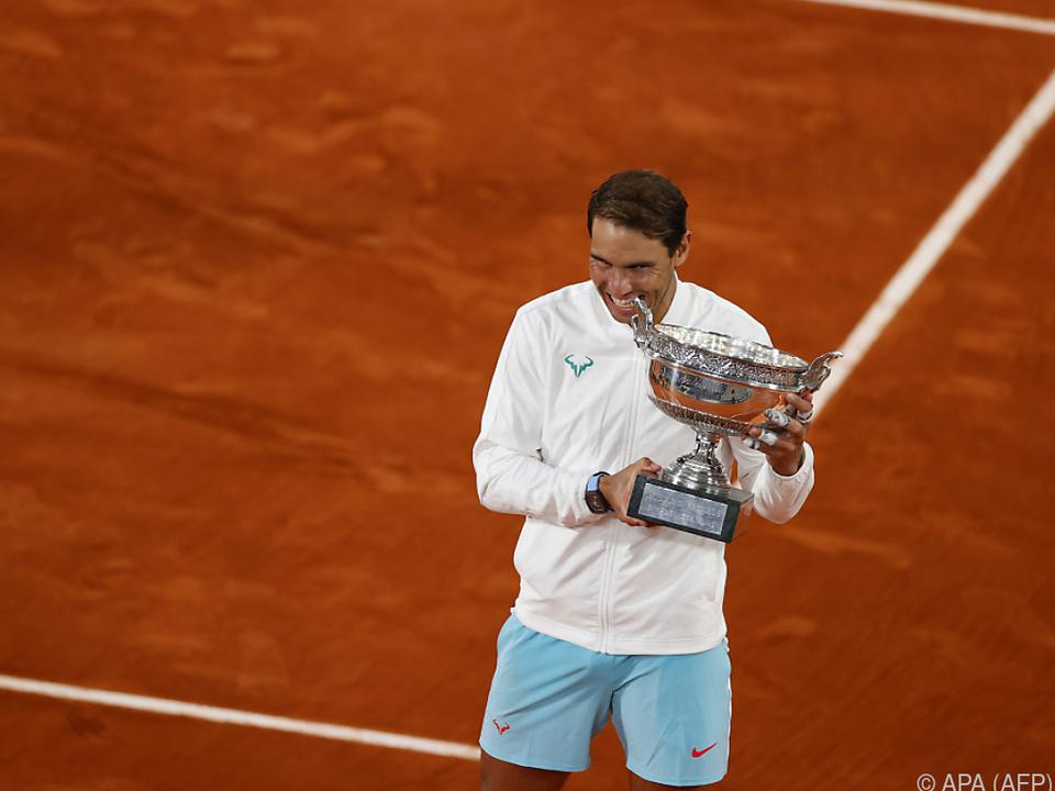 Hohe Auszeichnung für Nadal