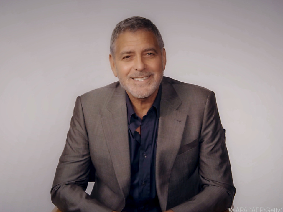 Hollywood-Star George Clooney (59)