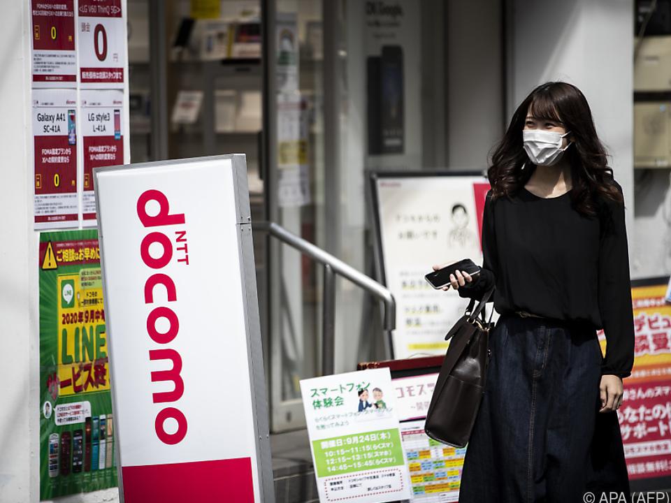 In Japan ist die Versorgung kein Problem