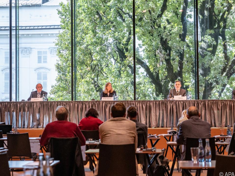 Ischgl-Expertenkommission präsentiert Bericht in Innsbruck