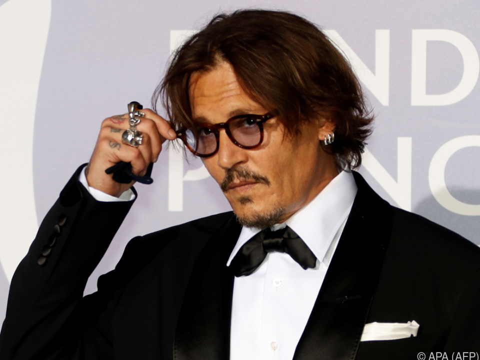 Johnny Depp hatte die Zeitung verklagt