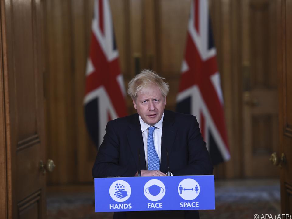 Johnson glaubt nicht so recht ans Interesse der EU an einem Deal