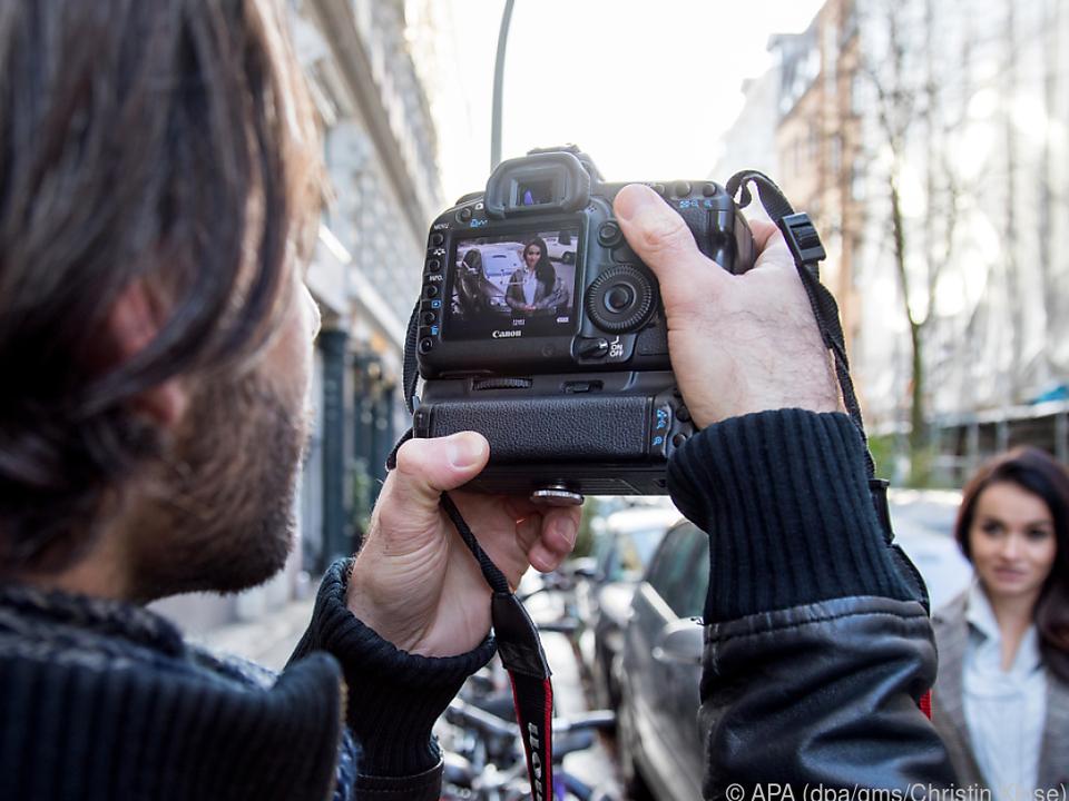 Kameras haben ein eingebautes Zeitlimit