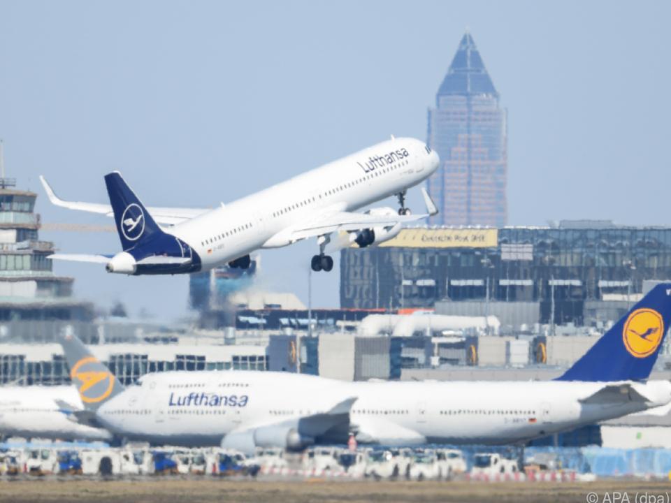 Keine schnelle Erholung des Flugverkehrs in Sicht