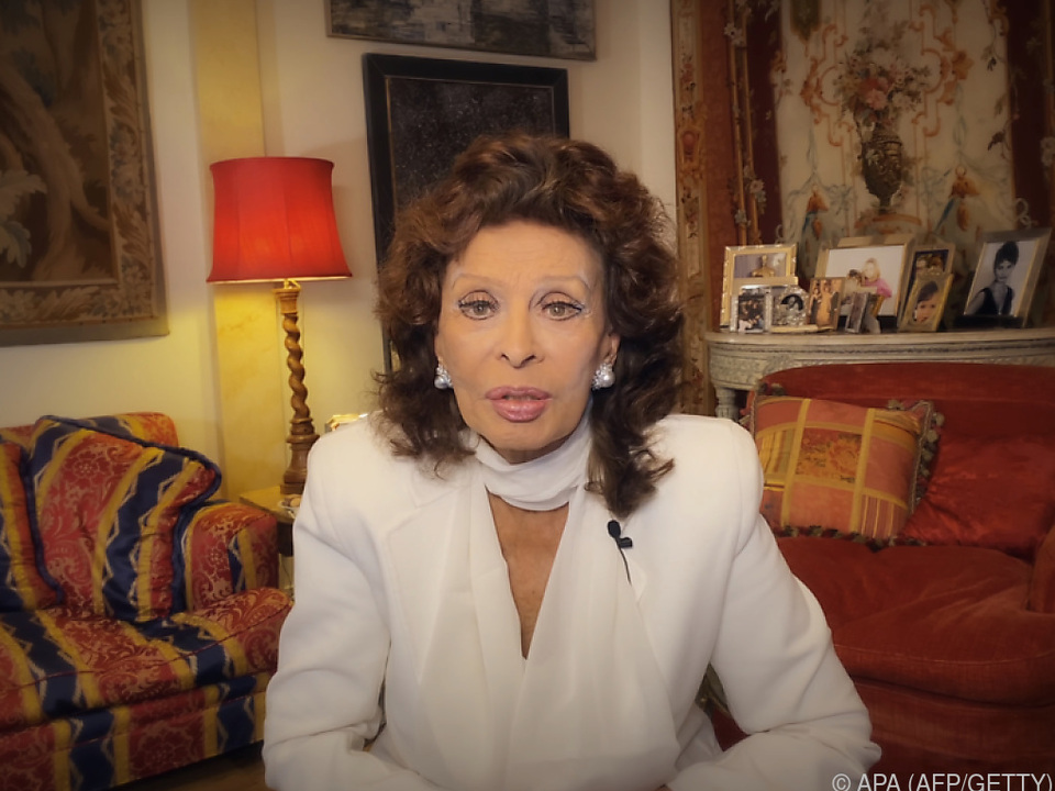 Kriegsjahre als Kind prägten Sophia Loren nachhaltig