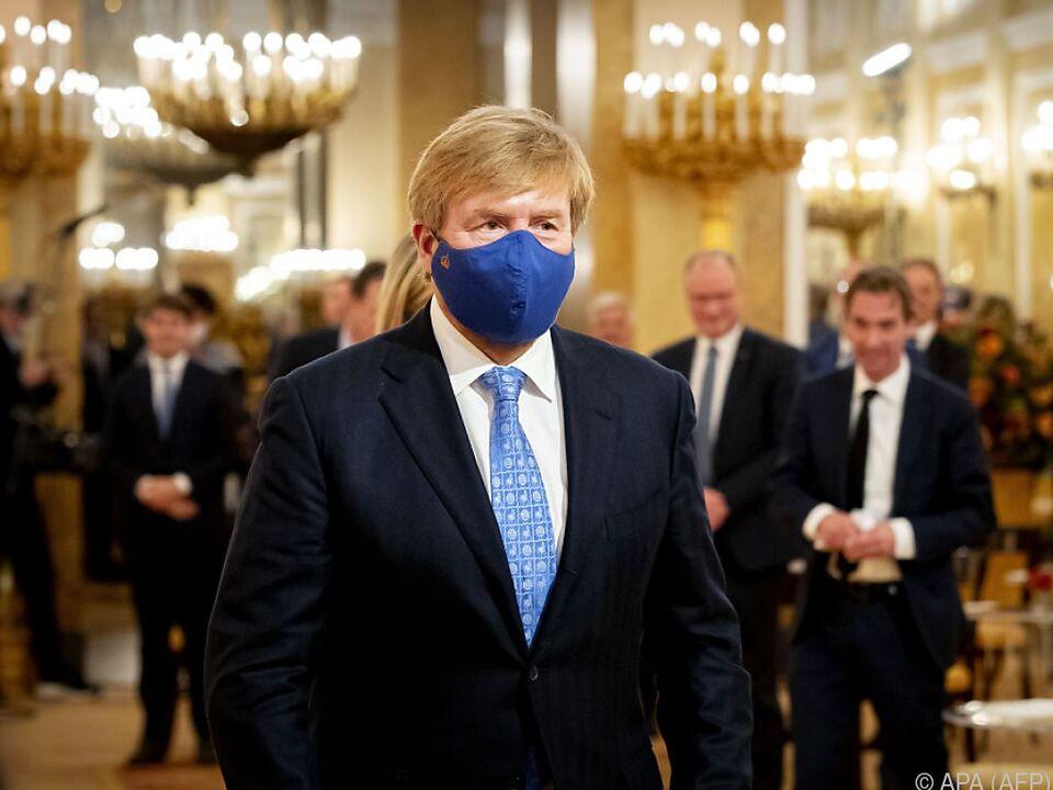Kritik an Willem-Alexander für Urlaubsreise trotz Coronakrise