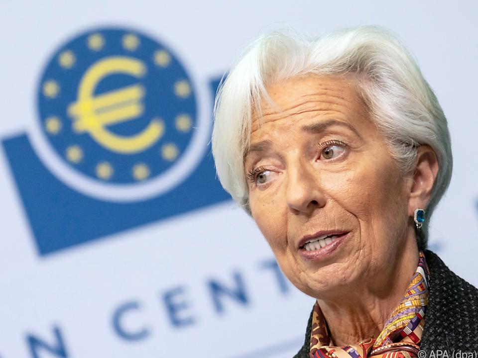 Lagardes Organisation wartet vorübergehend ab